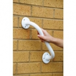 Grab bar White 12""