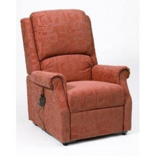 Chicago Rise & Recline Chair Terracotta