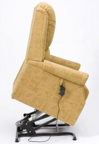 Chicago Rise & Recline Chair Side view