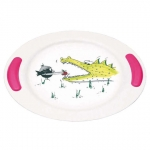 Soft Grip Children's Plate- Fairy Story
