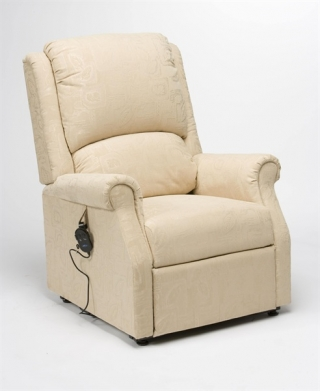 Chicago Rise & Recline Chair Cream