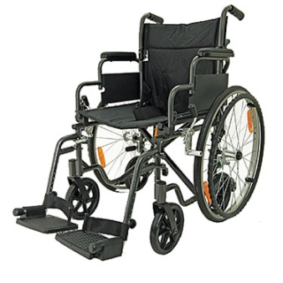 Hybrid EC6 Wheelchair