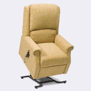 Chicago Rise & Recline Chair Front view up