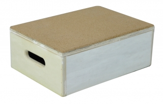 Cork Top Step Box 125MM 5""