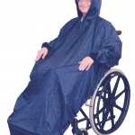 Head to Toe Wheelchair Mac with Sleeves