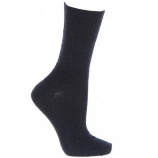 Wool-rich Softhold® Socks Navy 4-7