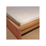 Anti-Allergenic Waterproof Mattress Protector Double
